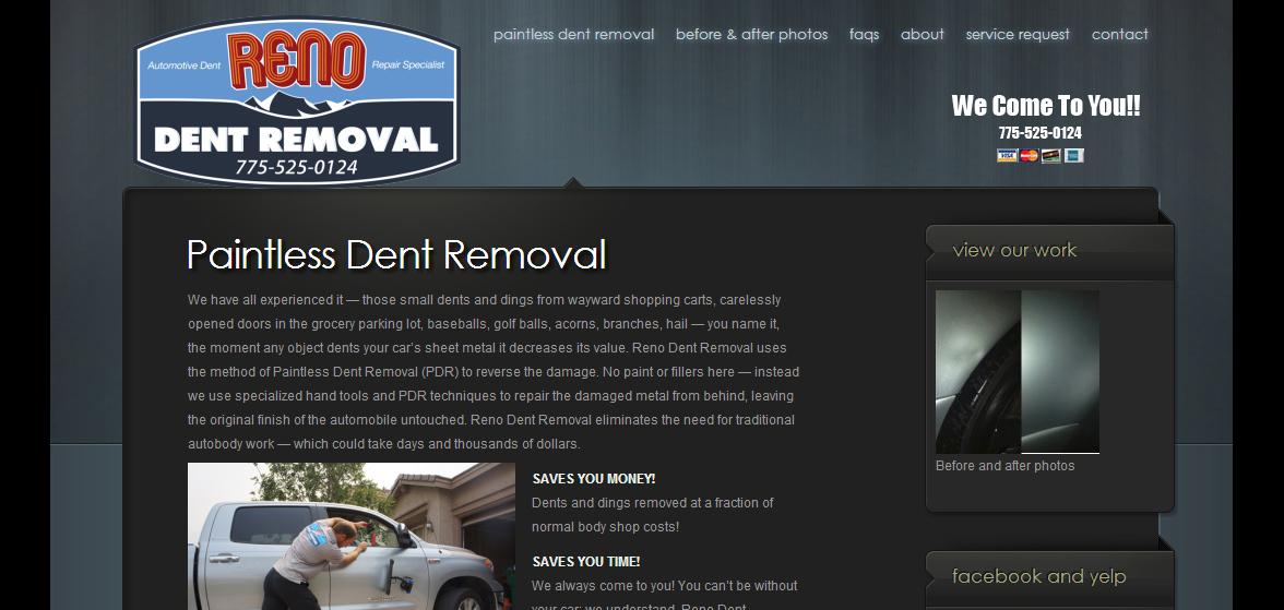 Reno Dent Removal