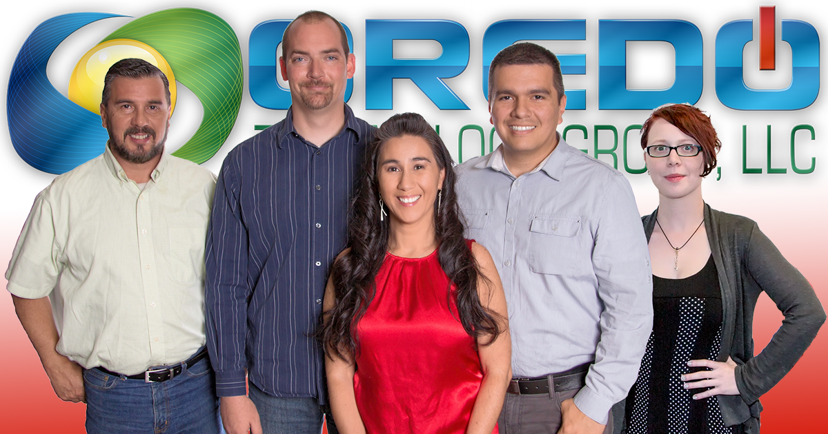 The Credo Technology Group, LLC Team
